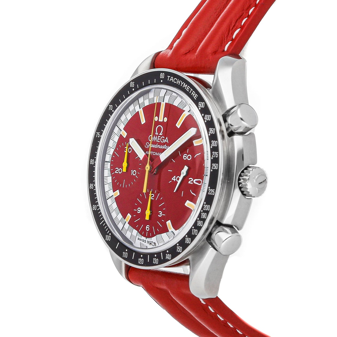 Omega Speedmaster Reduced Schumacher Chronograph 3810.61.41