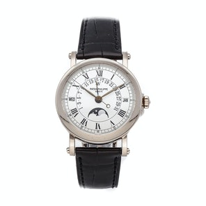 Patek Philippe Grand Complications Perpetual Calendar Retrograde 5059G-001