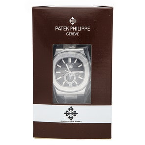 Patek Philippe Complications Nautilus Annual Calendar 5726A-001