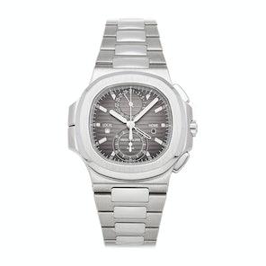 Patek Philippe Complications Nautilus Travel Time Chronograph 5990/1A-001
