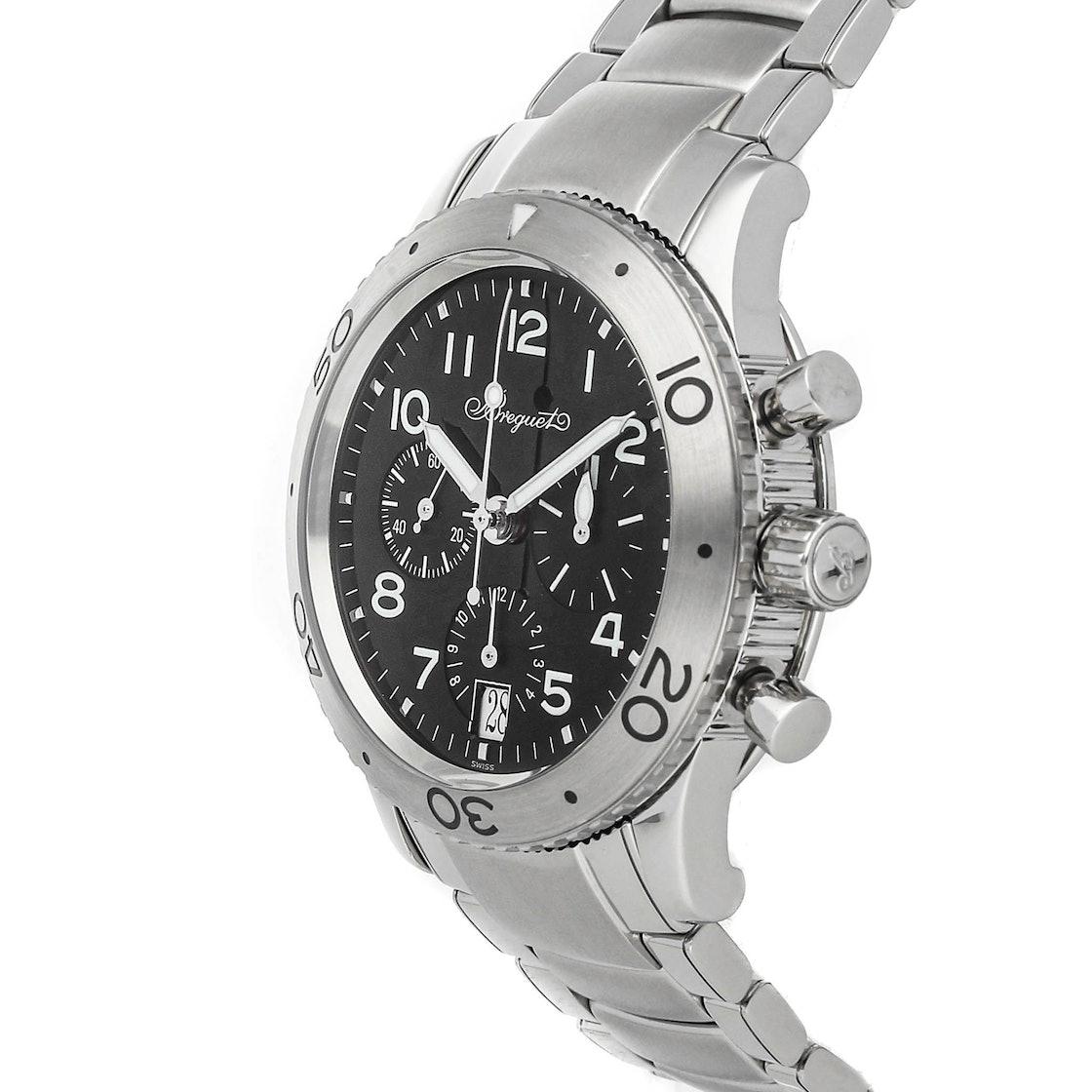 Breguet Type XX Transatlantique Chronograph 3820ST/H2/9W6