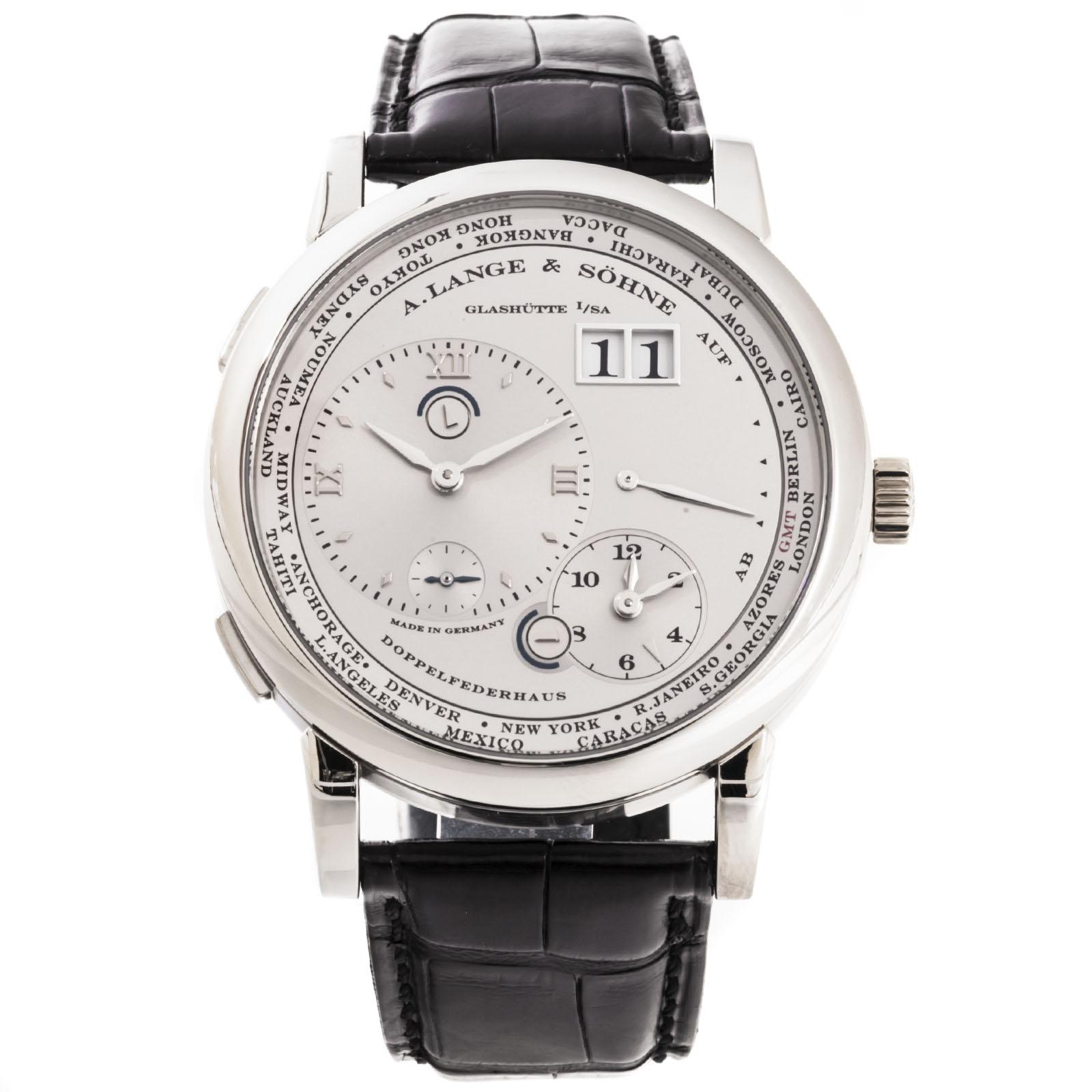 A. Lange & Sohne Lange 1 Timezone 116.025