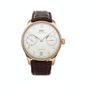 IWC Portugieser 7 Day IW5007-01