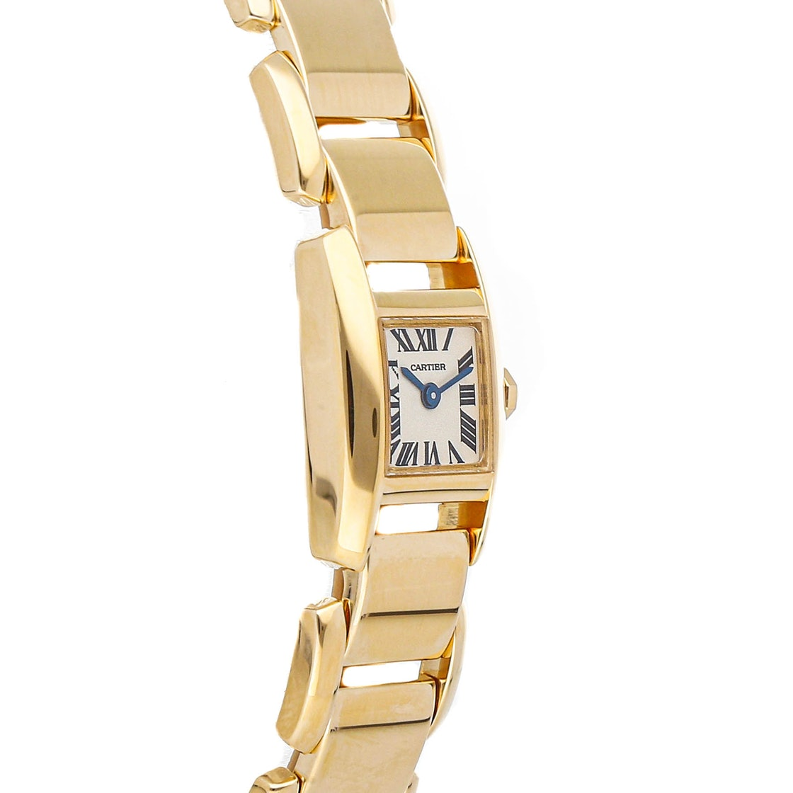 Cartier Tankissime Small W650037H
