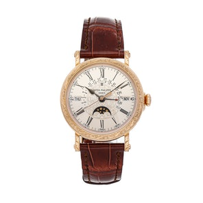 Patek Philippe Grand Complications Perpetual Calendar Retrograde 5160R-001