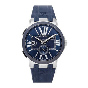 Ulysse Nardin Executive Dual Time 243-00/43