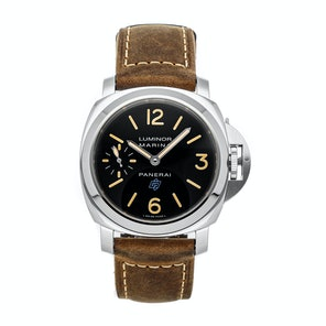 Panerai Luminor 1950 3-Days GMT 24H Acciaio PAM 631