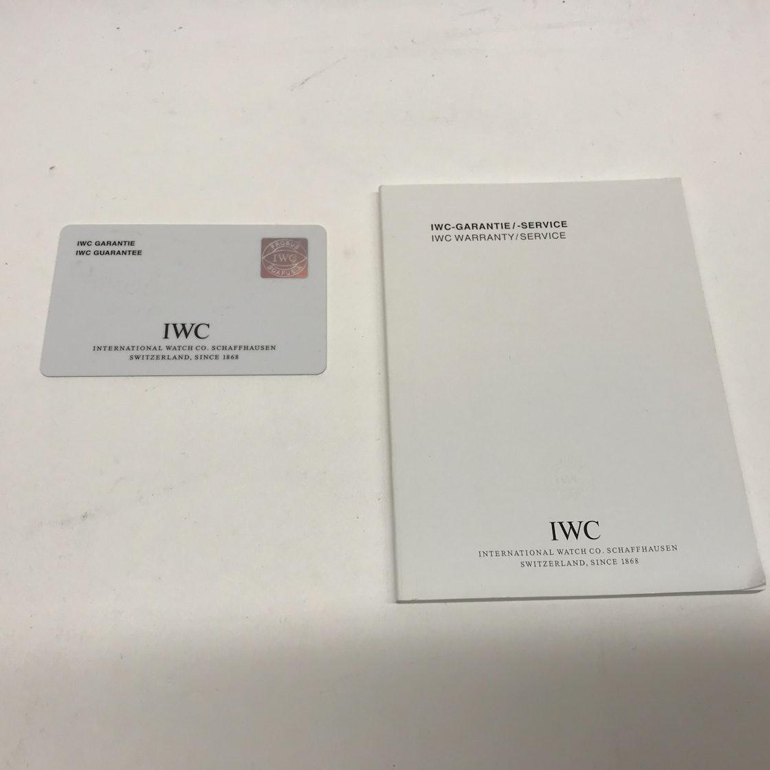 IWC Big Pilot's Watch IW5004-01