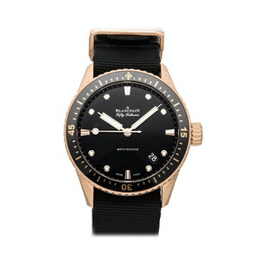 Blancpain Fifty Fathoms Bathyscaphe 5000-36S30-NABA