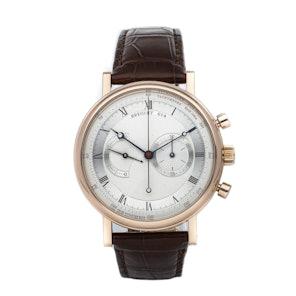Breguet Classique Chronograph 5287BR/12/9ZU