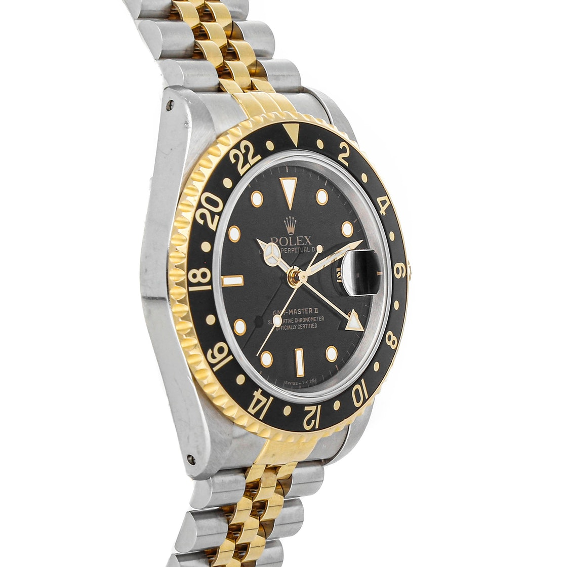Rolex GMT-Master II 16713