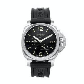 Panerai Luminor 1950 3-Days GMT Power Reserve PAM 537