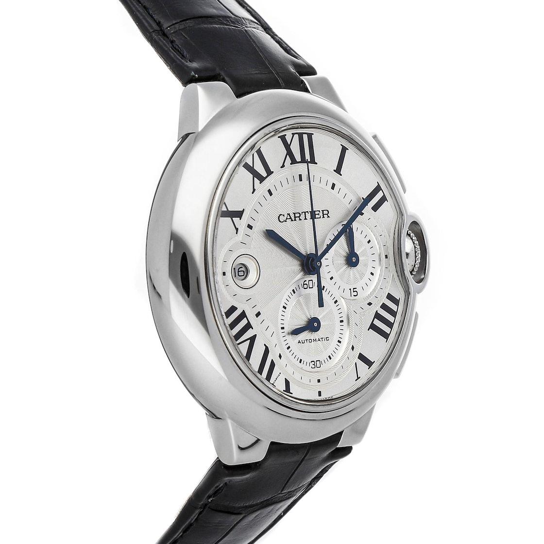 Cartier Ballon Bleu Chronograph W6920003