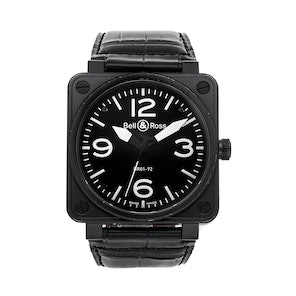 Bell & Ross Aviation BR01-92-Carbon BR01-92-CARBON