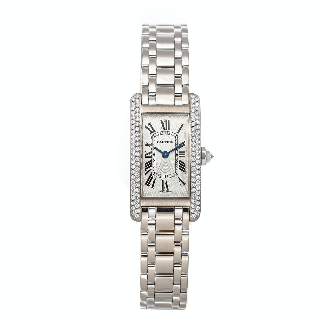 Cartier Tank Americaine Small Model WB7018L1