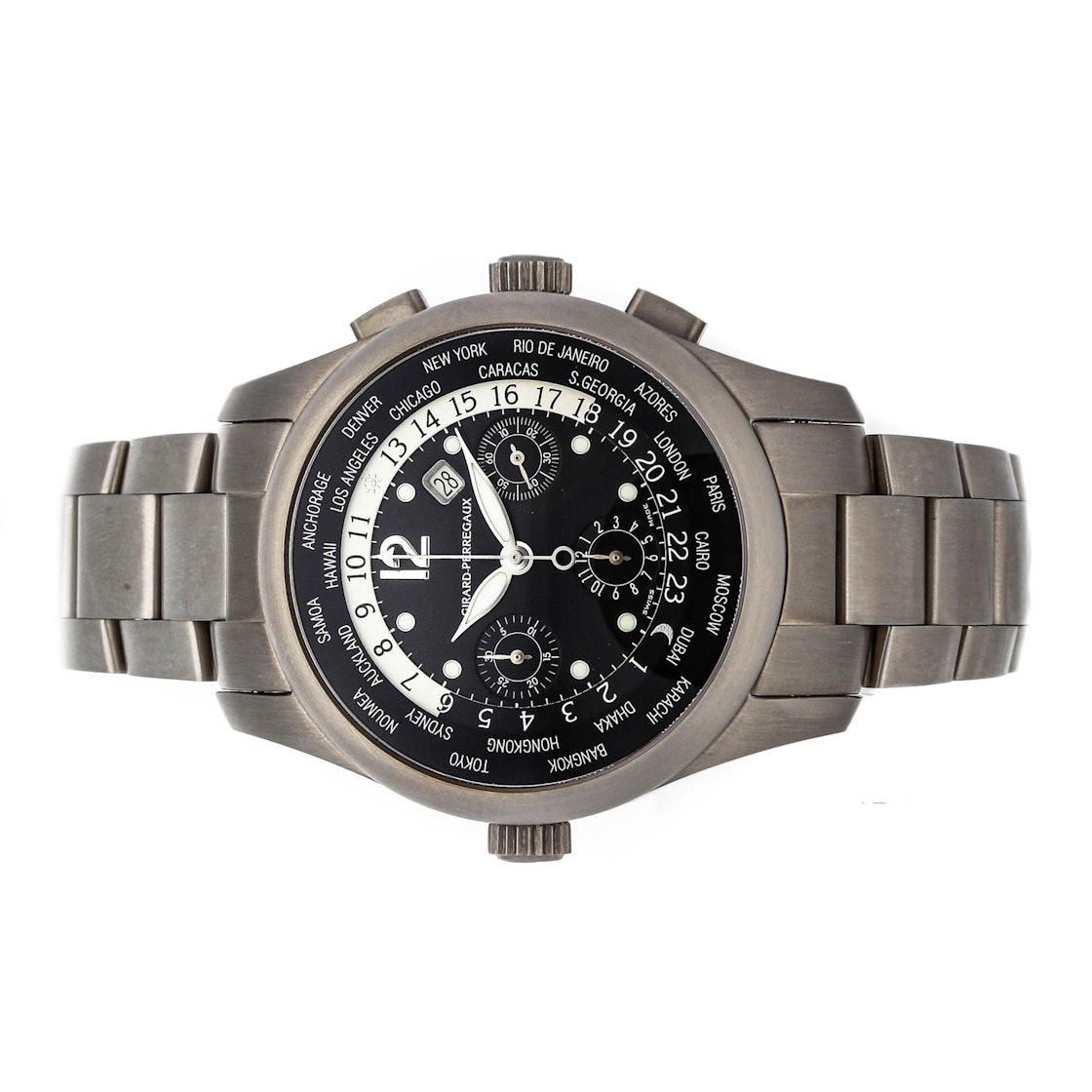 Girard-Perregaux WW.TC Chronograph 49800.T.216046