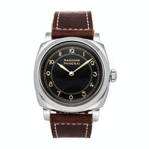 "Panerai Radiomir 1940 3-Days Acciaio ""Art Deco"" Special Edition PAM 790"