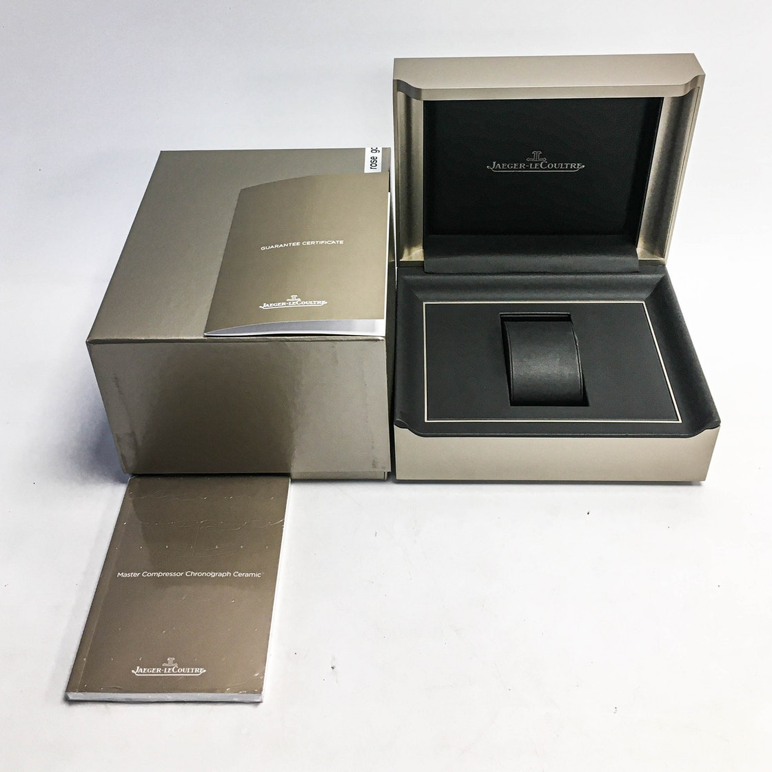 Jaeger-LeCoultre Master Compressor Chronograph Q205L570