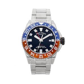 Armand Nicolet JS9 GMT A486BGN-NR-MA4480AA