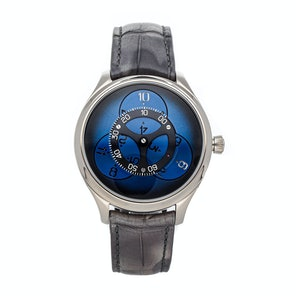 H. Moser & Cie Endeavour Flying Hours 1806-0200