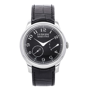 "F.P. Journe Chronometre Souverain ""Black Label"" PT CHR SOUV BLK"