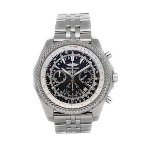 Breitling Bentley Motors Anthracite Chronograph A2536212/B814