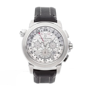 Carl F. Bucherer Patravi TravelTec 00.10620.08.63.01