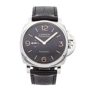 Panerai Luminor Due 3-Days Acciaio PAM 674