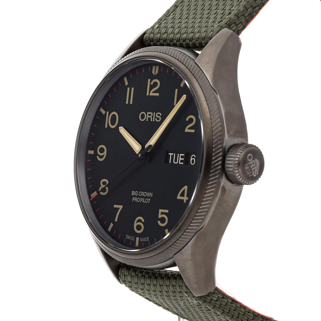 Oris Big Crown ProPilot Day Date 40th Squadron Limited Edition 01 752 7698 4274-07 3 22 03GFC