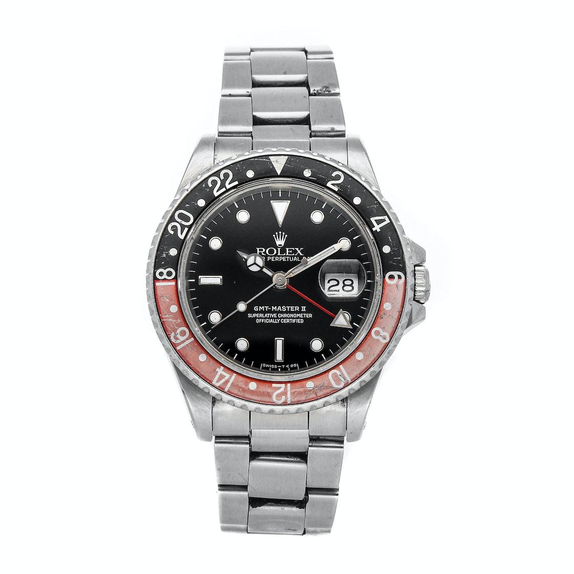 "Rolex GMT-Master II ""Coke"" 16710"