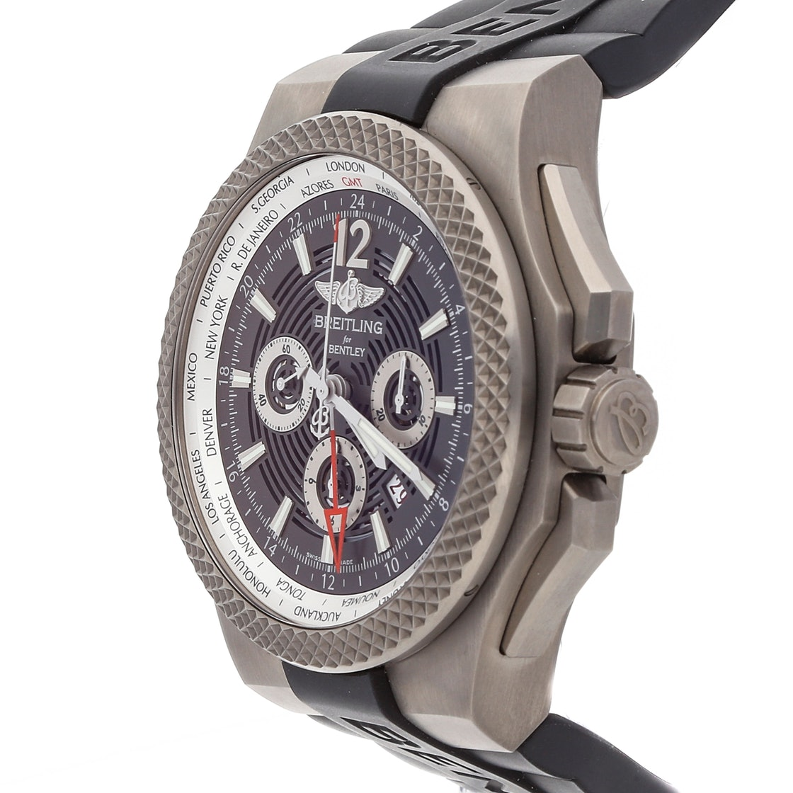 Breitling Bentley GMT Light Body Chronograph EB043210/M533