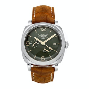 Panerai Radiomir GMT Power Reserve PAM 999