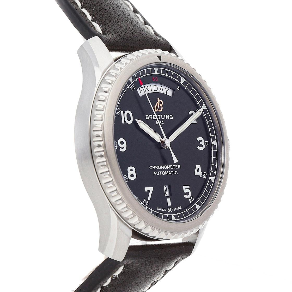 Breitling Navitimer Aviator 8 Day-Date A45330101/B1X2
