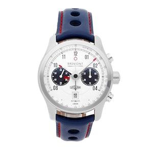 Bremont Jaguar Chronograph MKII BJ-II/WH