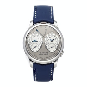 F.P. Journe Chronometre a Resonance PT CHR RES40