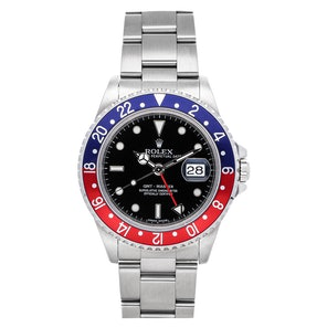 """Rolex GMT Master """"Pepsi"""" 16700"""