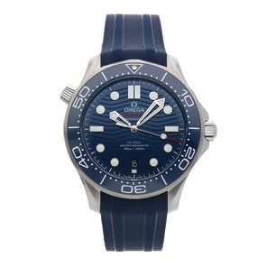 Omega Seamaster Diver 300m Co-Axial Master Chronometer 210.32.42.20.03.001