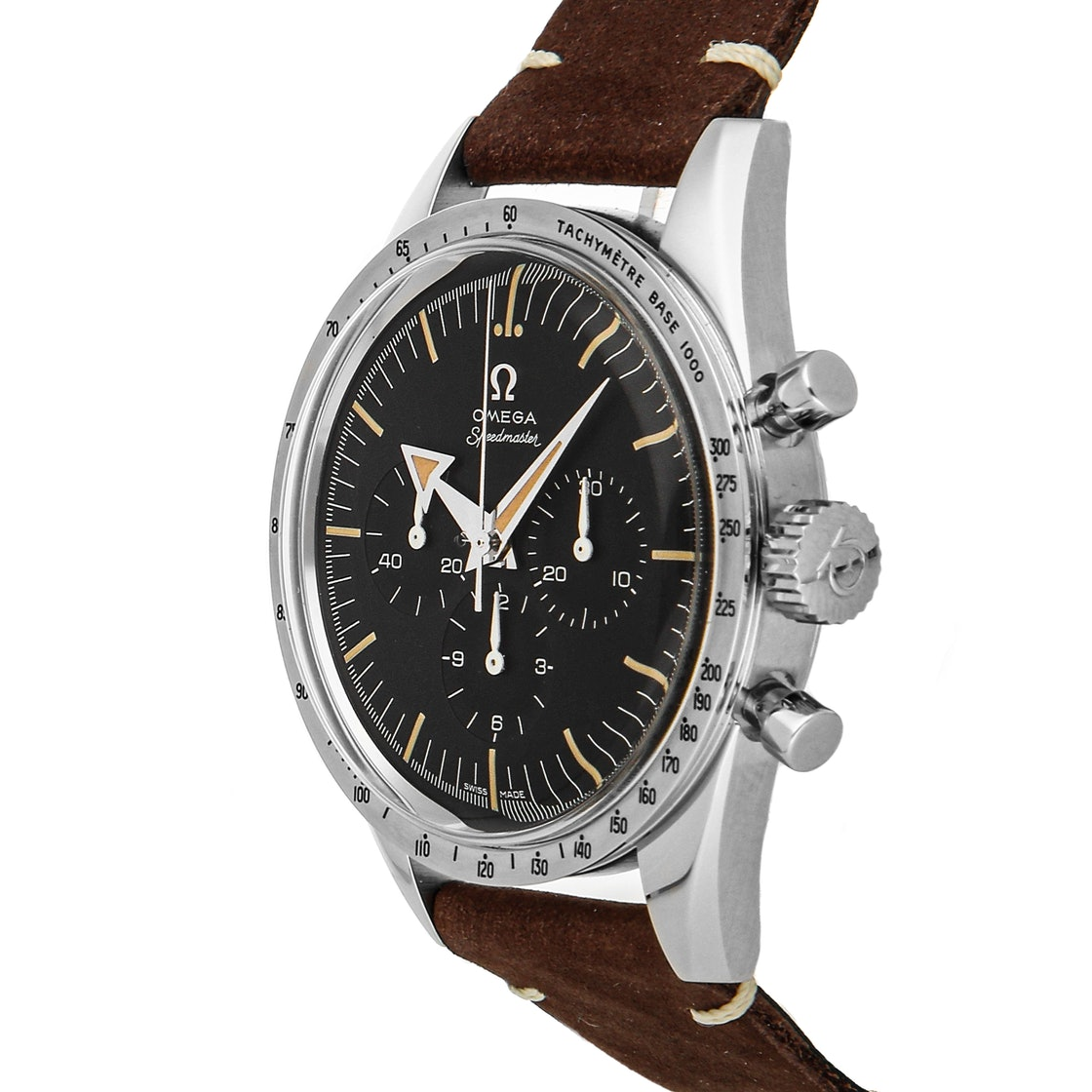 "Omega Speedmaster '57 Chrono ""The 1957 Trilogy"" Limited Edition 311.10.39.30.01.001"