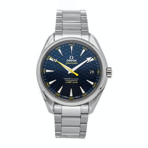 "Omega Seamaster Aqua Terra 150m ""James Bond"" Limited Edition 231.10.42.21.03.004"