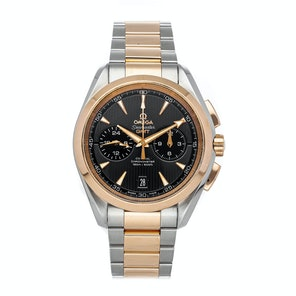 Omega Seamaster Aqua Terra 150m GMT Chronograph 231.20.43.52.06.001