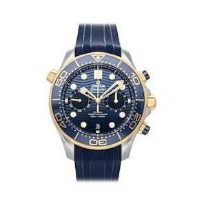 Omega Seamaster Diver 300m Chronograph 210.22.44.51.03.001