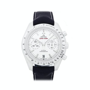 "Omega Speedmaster ""White Side of the Moon"" Chronograph 311.93.44.51.04.002"