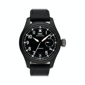 IWC Big Pilot's Watch Top Gun IW5020-01