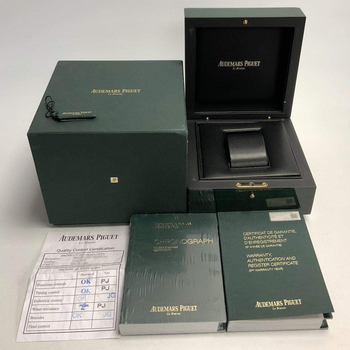 Audemars Piguet Royal Oak Offshore Chronograph 26401RO.OO.A002CA.01