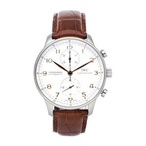 IWC Portuguese Chronograph IW3714-01