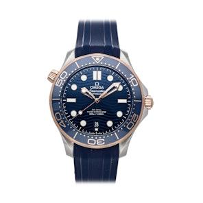 Omega Seamaster Diver 300m 210.22.42.20.03.002
