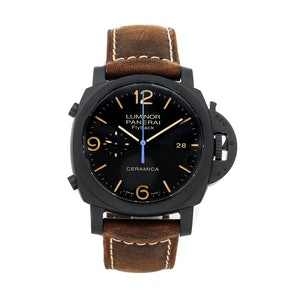 Panerai Luminor 1950 3-Days Flyback Chronograph PAM 580