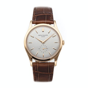 Patek Philippe Calatrava Small Seconds 5196R-001