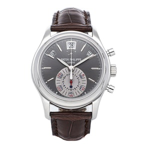Patek Philippe Complications Annual Calendar Chronograph 5960P-001