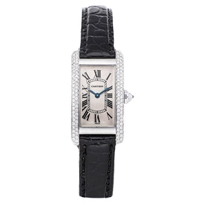 Cartier Tank Americaine Small Model WB701851